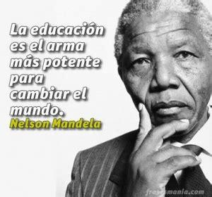 10 frases inspiradoras de Nelson Mandela – Venelogía