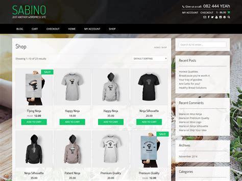 10 Free eCommerce Wordpress Themes 2017 | Themely