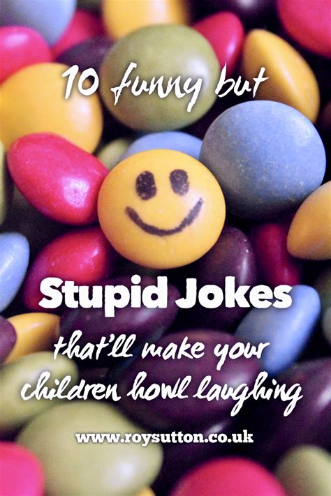10 funny but stupid jokes that ll make your children howl ...