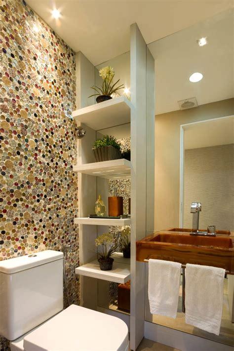 10 ideas de repisas ¡geniales para baños pequeños!