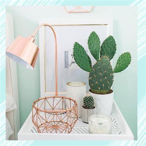 10 ideas diy para decorar tu cuarto en oro rosado   Mujer ...