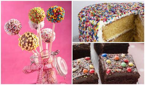 10 ideas dulces para los cumpleaños de tus hijos