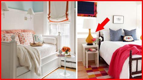 10 Ideas para ahorrar espacio en habitaciones pequeñas ...