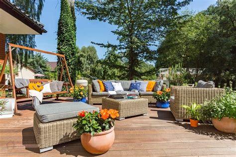 10 ideas para decorar el jardin. Decoración del hogar.