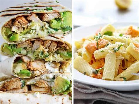 10 ideas para que comer en el trabajo no sea aburrido   Comida