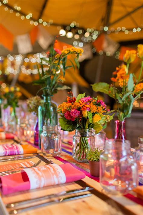 10 Inspiring Ideas For A Mexican Themed Wedding