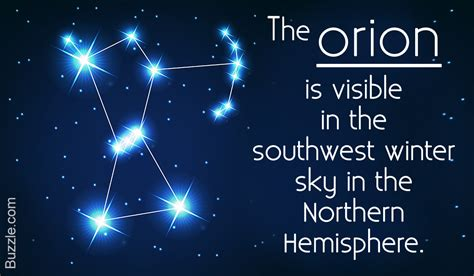 10 Interesting Orion Constellation Facts that are Pure ...