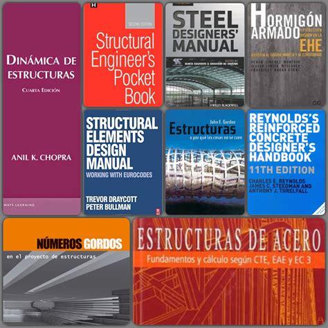 10 LIBROS IMPRESCINDIBLES EN EL CÁLCULO DE ESTRUCTURAS ...