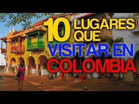 10 lugares que visitar en Colombia   Guías   YouTube