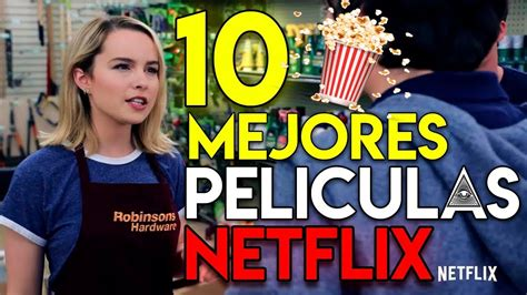 10 MEJORES PELÍCULAS DE NETFLIX 2020   YouTube