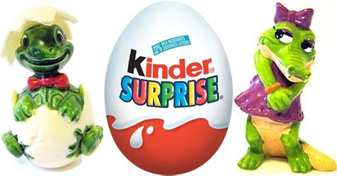 10 Of The Best Kinder Surprise Toys
