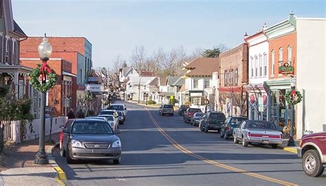 10 Of The Best Small Towns in Delaware