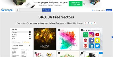 10 of the Best Websites to Download Free Vector Art ...