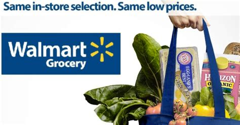 $10 Off $50 Walmart Grocery Online Order   For New OR ...
