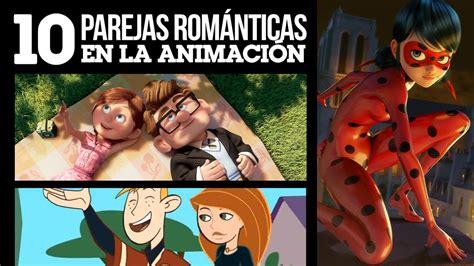 10 Parejas Románticas en Animación   LA ZONA CERO   YouTube