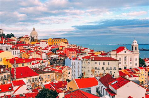 10 Places With The Best Views In Lisbon, Portugal   Hand ...