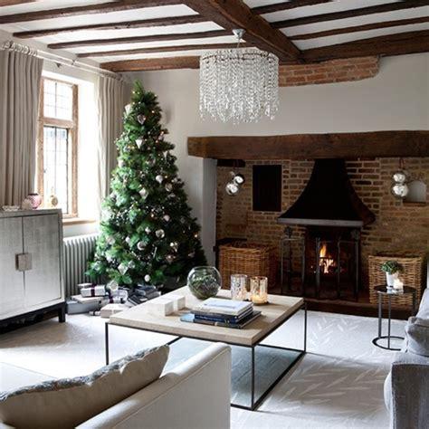 10 salones decorados para la Navidad | Get the Look