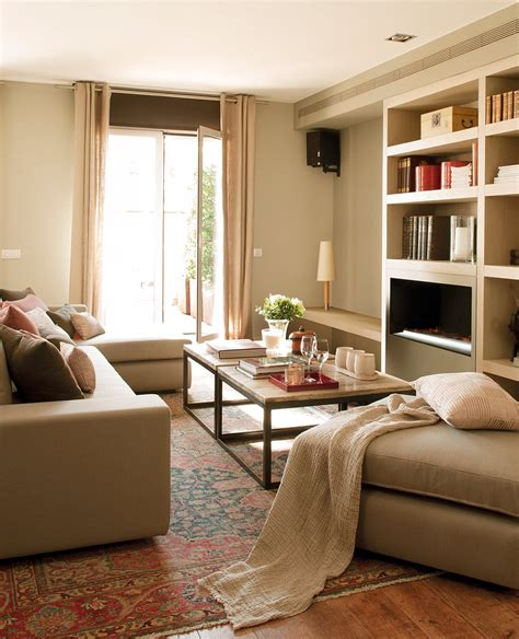 10 salones pequeños muy bien decorados