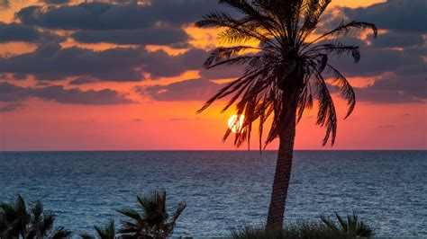 10 spectacular photos of sunsets in Israel | ISRAEL21c