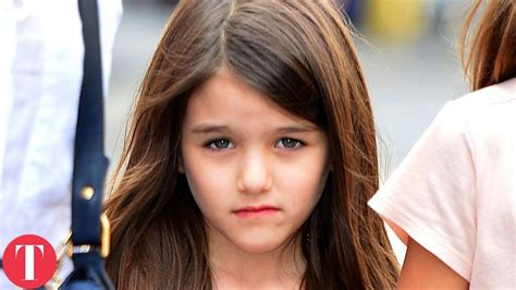 10 Strict Rules Suri Cruise MUST Follow   YouTube