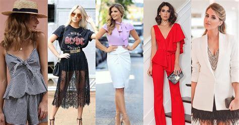 10 Tendências da Moda Feminina Primavera/Verão 2018/2019