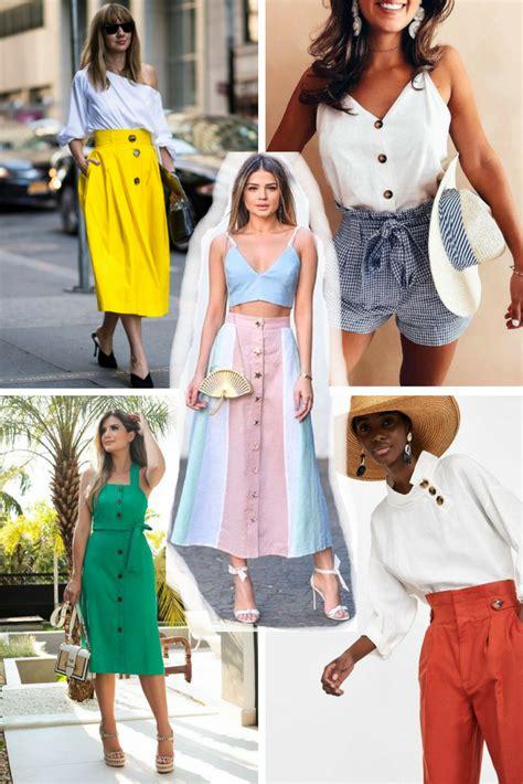 10 Tendências verão 2019: o que estará em alta na moda ...