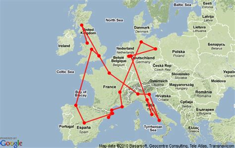 10 tips for travel around Europe cheap