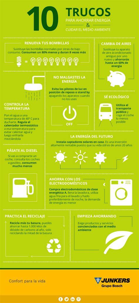 10 trucos para ahorrar energía y cuidar el medio ambiente ...