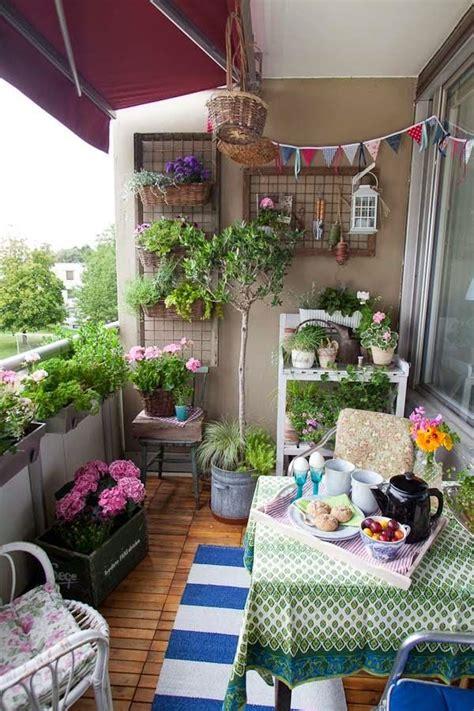 10 trucos para decorar la terraza o balcón | Decoracion ...