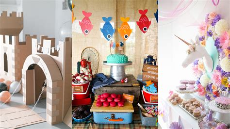 10 Unique Birthday Party Themes for Kids   Best Childrens ...