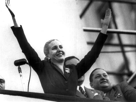 100 años de Evita Perón: Un símbolo de la política ...