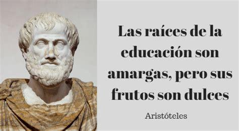 100 Frases de Aristóteles sobre Vida, Amor y Política ...