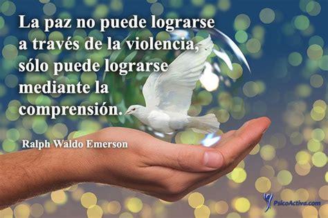 100 frases de paz maravillosas
