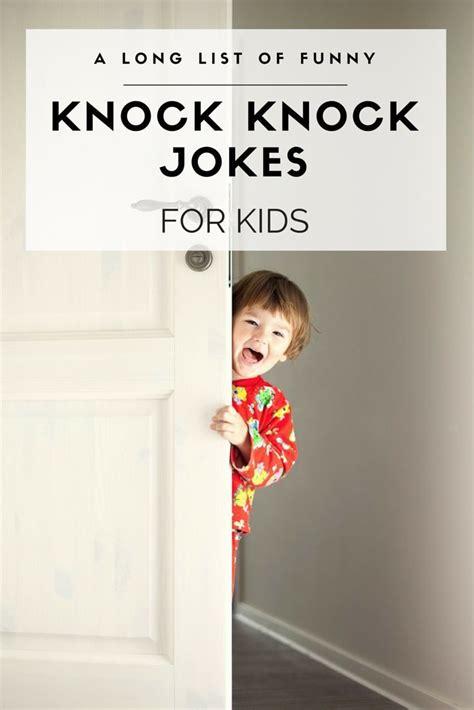 100 Funny Knock Knock Jokes for Kids