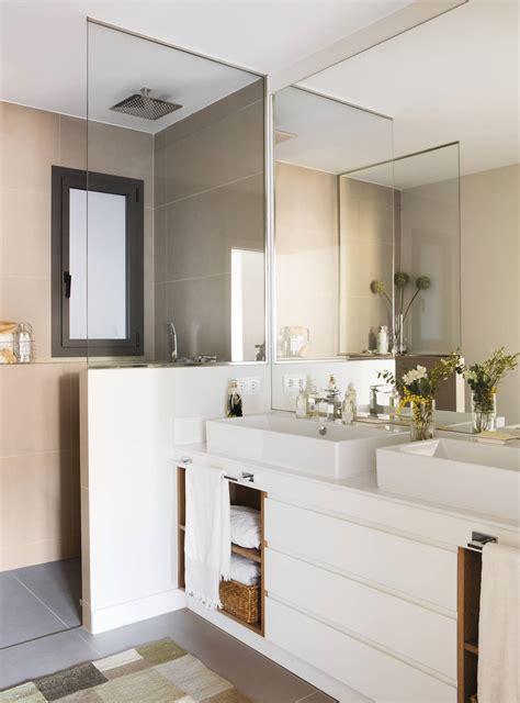100 ideas para decorar baños pequeños