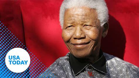 100 images of Nelson Mandela changing the world   YouTube