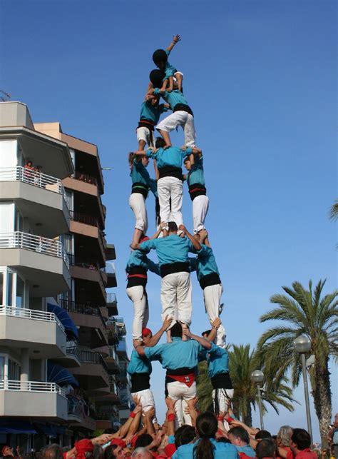 100 Imatges de Terrassa o més: Castellers