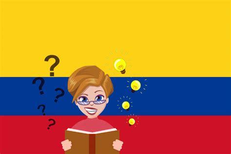 100 Preguntas de Colombia sobre Cultura General   Lifeder