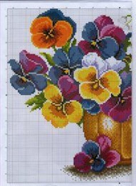 1000+ images about flowers on Pinterest   Pansies, Cross ...