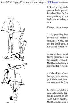 1000+ images about Kriyas on Pinterest   Kundalini yoga ...