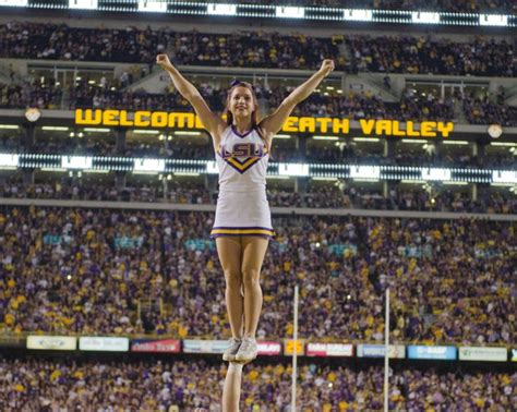 1000+ images about LSU CHEERLEADERS on Pinterest ...