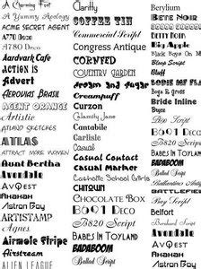 10000 Huge Collection of Fonts For PC   Free Download ...