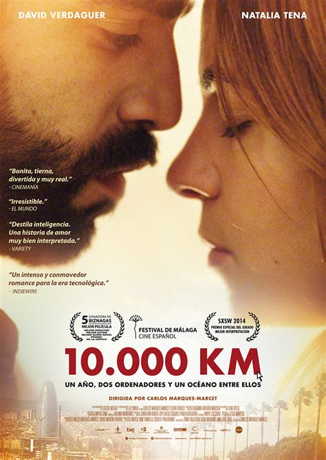 10000 km: fragmentos de un amor fragmentado