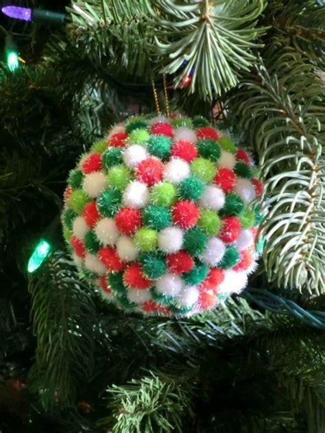 1001 + ideas de bolas de Navidad hechas a mano