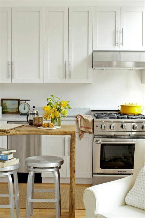 1001 + ideas de decoración de cocinas pequeñas con isla