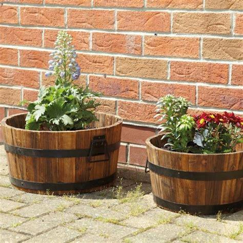 1001 + Ideas de decoración de jardín con maceteros grandes ...