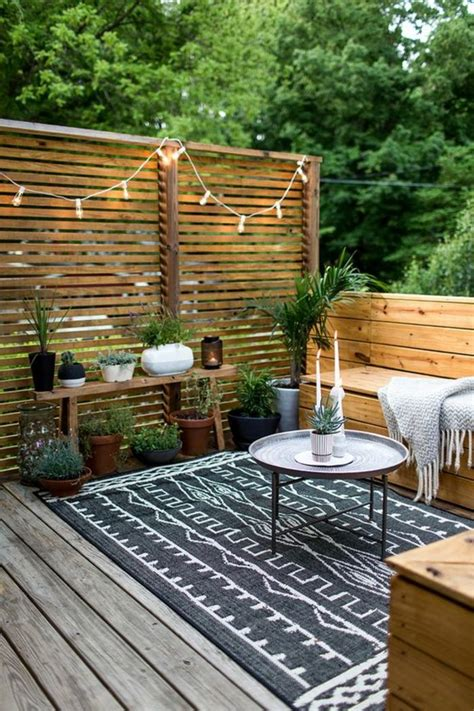 1001+ Ideas de decoracion de terrazas grandes o pequeñas ...