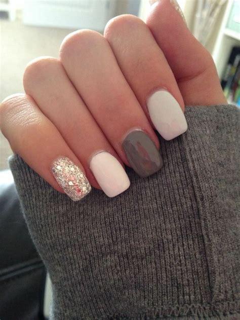 1001 + ideas de decoración de uñas acrílicas 2018   2019