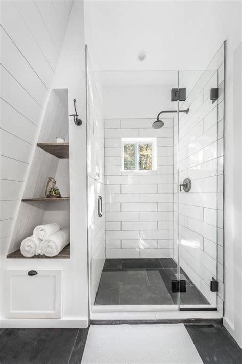 1001 + Ideas de decoracion para baños pequeños con ducha ...
