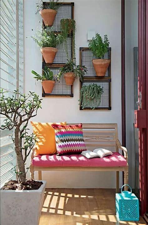1001 + ideas de decoración terrazas pequeñas en bonitas fotos